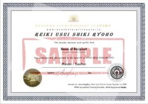 certificat karanna