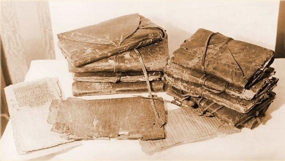4 nag hammadi codices