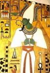 Osiris tomb of Nefertari